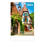 N124 - Nástenný kalendár, Old Street