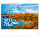 N132 - Nástenný kalendár, National Parks