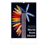 N137 - Nástenný kalendár, World from Above