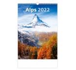 N138 - Nástenný kalendár, Alps
