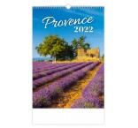 N142 - Nástenný kalendár, Provence