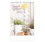 N143 - Nástenný kalendár, Sweet Home