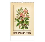 N144 - Nástenný kalendár, Herbarium