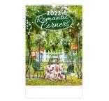 N147 - Nástenný kalendár, Romantic Corners