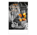 N148 - Nástenný kalendár, Colour Art