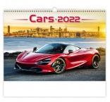N153 - Nástenný kalendár, Cars