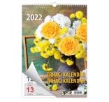 N182 - Nástenný kalendár, Týždený  trhací kalendár A5, Týždenný trhací kalendár A5