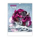 N260 - Nástenný kalendár, Live Design