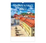 N301 - Nástenný kalendár, Slovensko