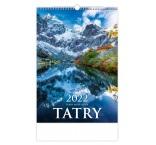 N306 - Nástenný kalendár, Tatry