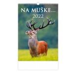 N308 - Nástenný kalendár, Na muške…