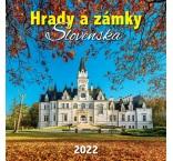 N40-22 - Hrady a zámky Slovenska 2022 - SG