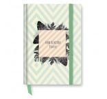NOTEA6 - A6 paper cover (CMYK) notebook, 80 sheets. Min 250 pcs.