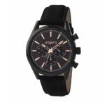 P200.861 - Pánske kožené náramkové hodinky, 10 ATM