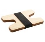 P211.244 - Držiak na karty z bambusovej preglejky