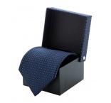 P280.505 - Polyesterová kravata so štvorcovým vzorom