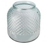 P281.252 - Svietnik z recyklovaného skla
