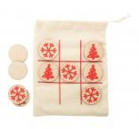 P384.484 - Piškvorky, snehové vločky & vianočný stromček