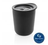 P432.091 - Antibakteriálny termohrnček (250 ml), plastové vnútro, teplo/chlad: 2/4 hodiny