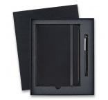 P501.052 - Guľôčkové pero LAMY cp1 black lacquer + zápisník