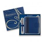 P501.077 - Guľôčkové pero Expert Blue GT + zápisník