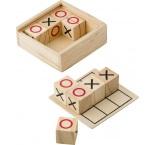 P850.254 - Drevená hra Tic Tac Toe