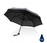 "P850.541 - 20,5"" reflexný dáždnik Impact zo 190T pongee RPET AWARE™"