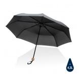 "P850.571 - 20,5"" bambusový dáždnik Impact zo 190T pongee RPET AWARE™"
