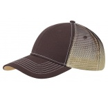 P911.795 - Baseballová čiapka Contrasting Mesh Cap