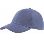 P911.927 - Baseballová čiapka Jeans Cap
