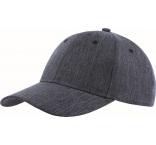 P911.929 - Baseballová čiapka Melange Cap