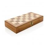 P940.029 - Prémiové drevené šachy v skladacej šachovnici
