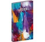 PGD-KAPCF-2001 - Vreckový diár Cambio Fun 2022, Maľba, 9 × 15,5 cm