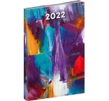 PGD-TA5CF-2001 - Týždenný diár Cambio Fun 2022, Maľba, 15 × 21 cm