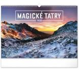 PGN-28944-SK-L - Nástenný kalendár Magické Tatry 2022, 48 × 33 cm