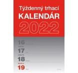 PGN-30773-SK - Nástenný kalendár Trhací týždenný 2022 SK, A5