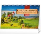 PGS-30208-SK - Stolový Katolícky kalendár 2022, 23,1 × 14,5 cm