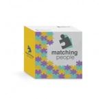 PPCB01 - Non-adhesive paper cube. Min 250 pcs.
