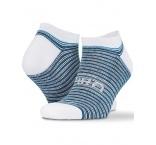 R295X1507 - R295X•3-pack Mixed Stripe Coolmax® Sneaker Socks