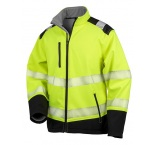 R476X0906 - R476X•Printable Ripstop Safety Softshell Jacket