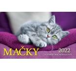 S18-22 - Mačky stolový 2022 - SG