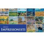 S20-22 - Impresionisti stolový 2022 - SG