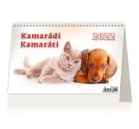 S34 - Kamarádi/Kamaráti (povinné balenie 10 ks)
