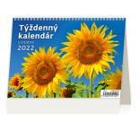 S370 - Týždenný kalendár s citátmi (povinné balenie 10 ks)