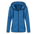 HS700706 - HS70•Knit Fleece Jacket Women