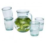 P341.421 - Sada nádoby (2,3l) a 4 pohárov (430ml)
