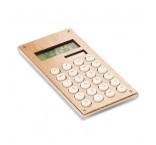 P411.479 - 8 miestna bambusová kalkulačka