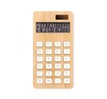 P411.480 - 12 miestna bambusová kalkulačka